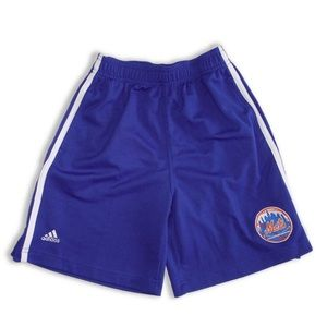 "Adidas Woman's ""Mets"" Team Athletic Skorts Size L"